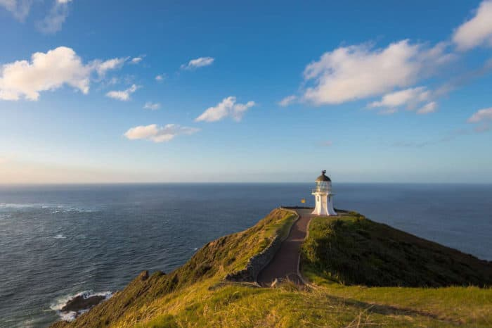 cape reinga lighthouse home